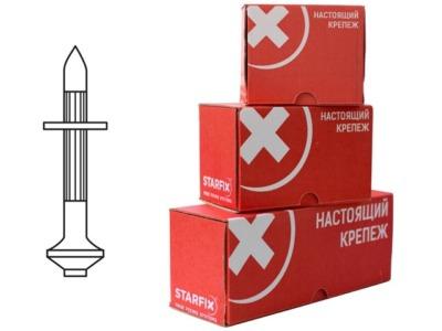 Дюбель-гвоздь для монт. пистолета 4.5х60 мм (1 кг в карт.уп.) starfix