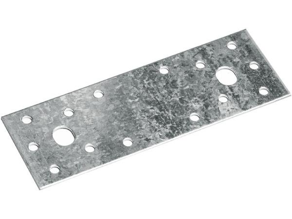 Пластина крепежная 65х180 мм kp белый цинк starfix