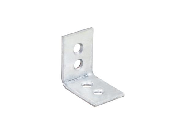 Уголок мебельный 17х25х25 мм kw 1 белый цинк starfix