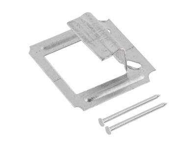 Кляймер 8 мм (120 шт в карт. уп.) starfix