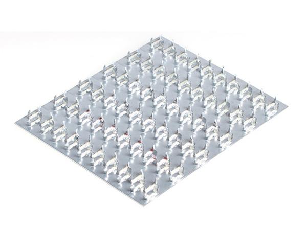 Пластина гвоздевая 129х356 мм gp starfix