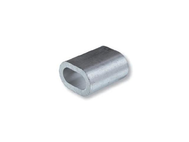 Зажим для троса алюминиевый М4 starfix