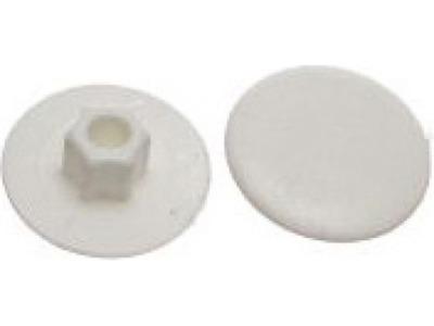 Заглушка для конфирмата, декоративная бук (50 шт в зип-локе) starfix